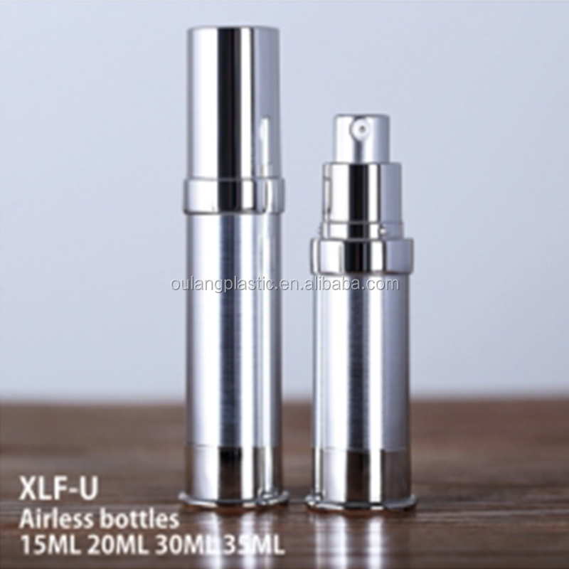15ml 20ml 30ml 35ml personal skin care products plastic airless bottle wholesale