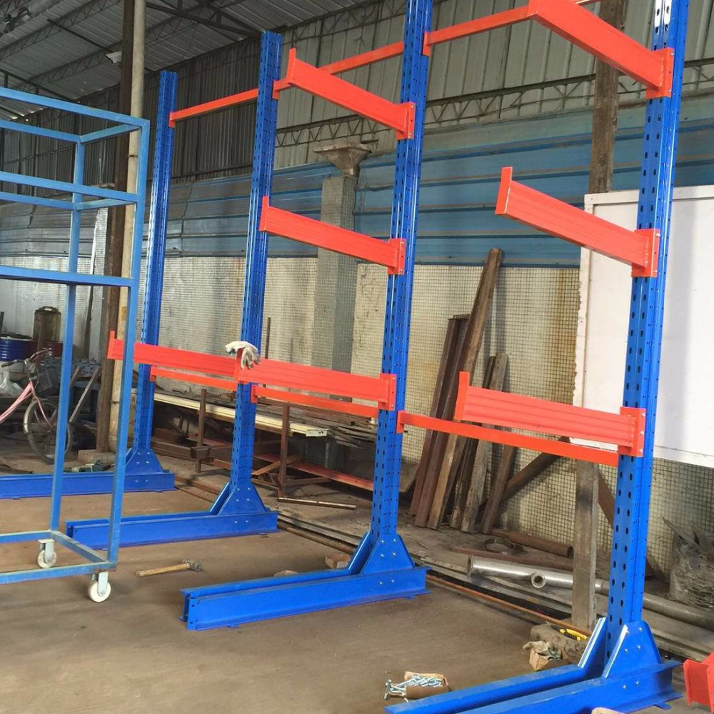 chinese supplier custom steel shelving cantilever warehouse racks company shelf