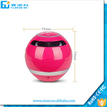 Wholesale Unique design UFO bluetooth 4.0 speaker mini speaker 2014 new product