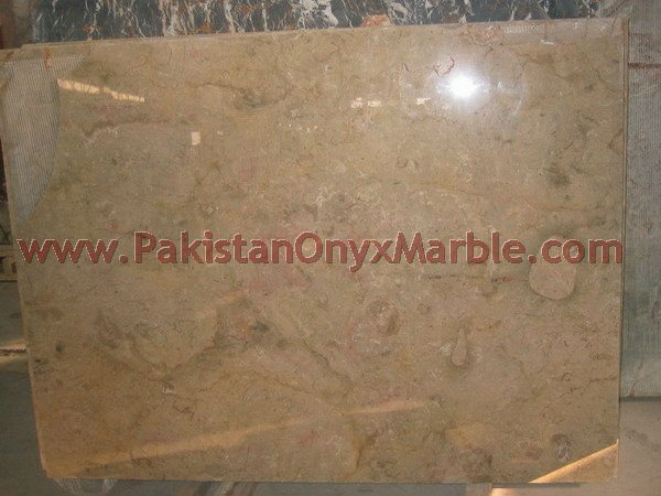 POLISHED SAHARA GOLD MARBLE SLABS