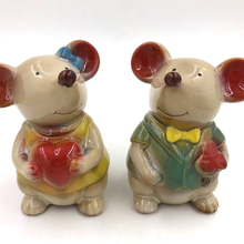 Cute a pair of rat piggy bank, home decoration children's room, <strong>gifts</strong>