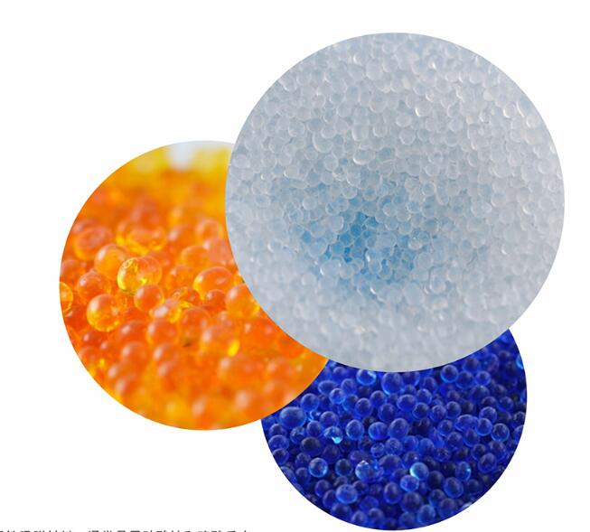 China Manufacturer Low Price DMF free 0.5-100G Widely-Used Silica Gel Desiccant