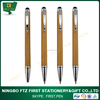 Eco Friendly Bamboo Pen With Touch Stylus
