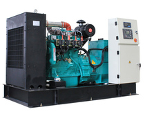 High Electric Efficiency Googol 50kW Biogas Generator Price