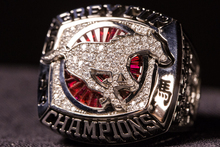 Custom new 2014 grey cup Championship rings replica CFL ring for different football league