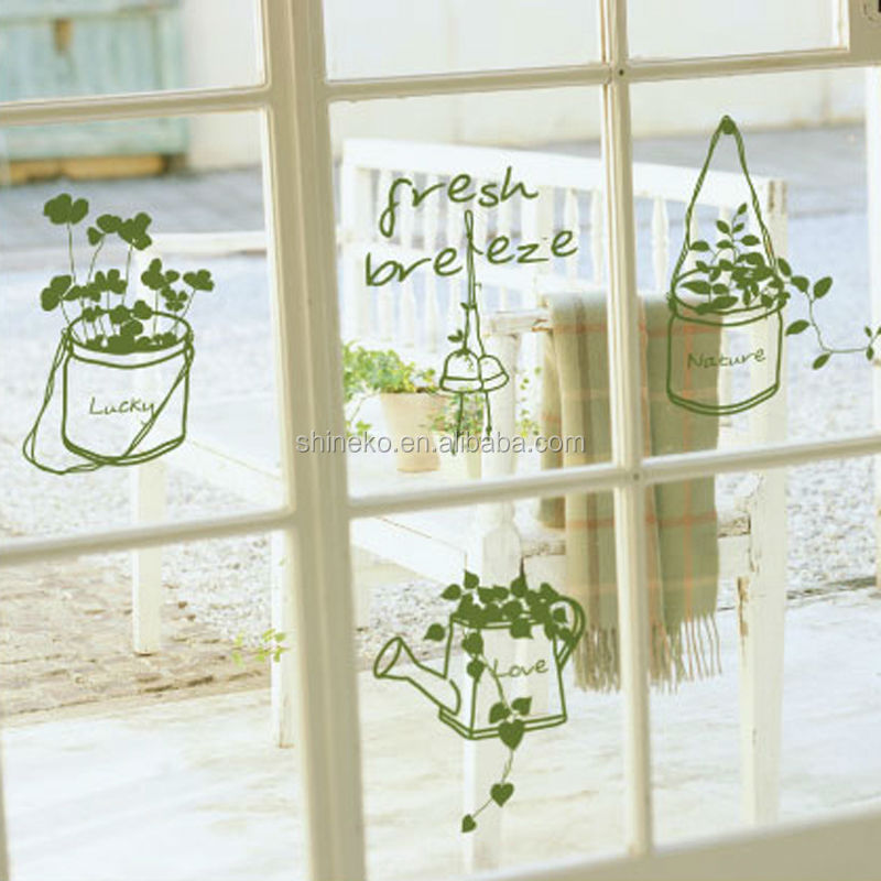 PVC Decorate Window Film