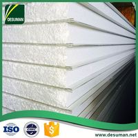 DESUMAN china gold supplier strong 2017 prefabricated steel frame eps sandwich panel
