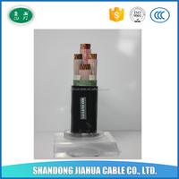 4 core 95mm2 XLPE Insulated copper conductor Power Cable