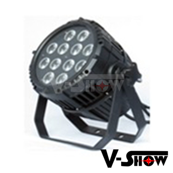 High power disco led par 64 outdoor use ip65 outdoor rated waterproof led par can light for graden park