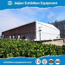 50x100m Huge Aluminum Exhibition Event Tent With AC Cooling