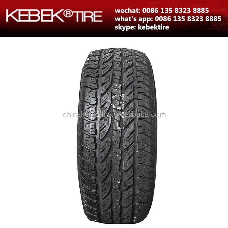 Chinese high quality 4x4 wheels and tyres