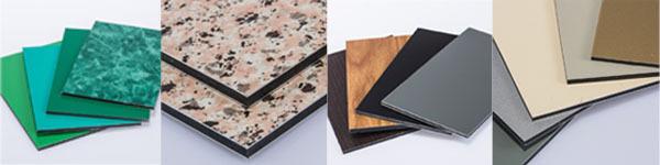 Alucobond алюминиевого листа, алюминиевой композитной панели для кухонного шкафа дизайн