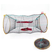 Excellent folding fishing cage ,crab/lobster/fish trap