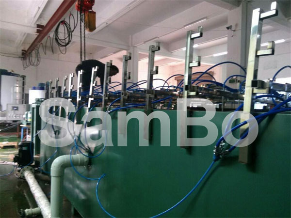 Manufacturer CE Certificates 3T Containerized Block Ice Machine with Bitzer Compressor