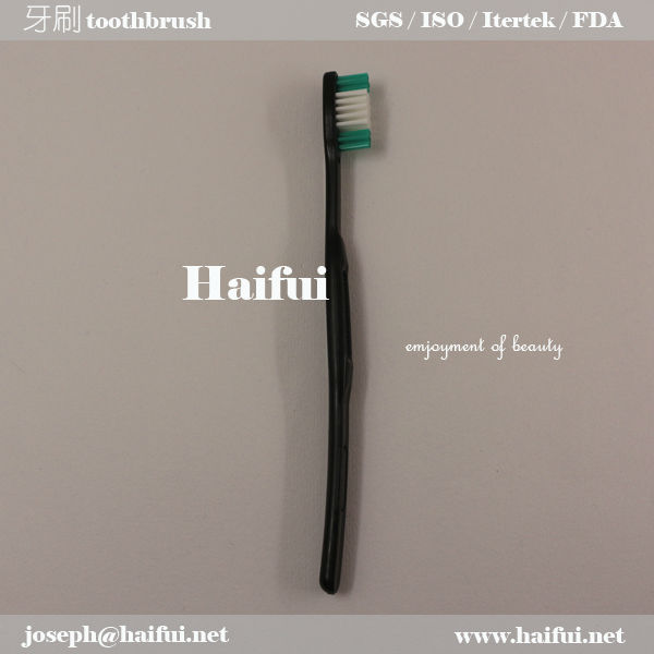2014 best high quality hotel toothbrush for five star hotel