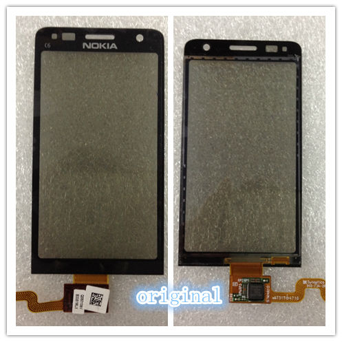 Mobile Phone Touchscreen for Nokia c6-01
