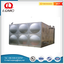 SS304 customized 1000 liter water tank