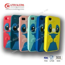Cellphone, mobile phone silicone phone case
