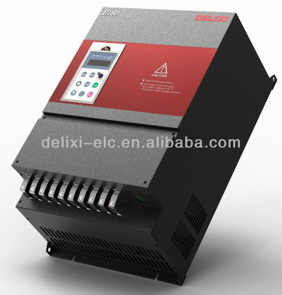 2014 DELIXI New E180 series 10 kw inverter frequency