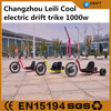 good quality three wheel drift trike