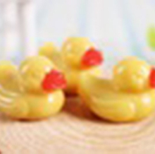 Pectin/gelatin baby duck gummy jelly soft candy