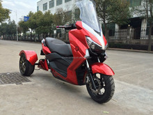 Factory supply 3 wheel inverted enclosed motorcycles gas with good quality