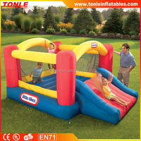 Little Tikes Jump 'n Slide Bouncer,inflatable combo