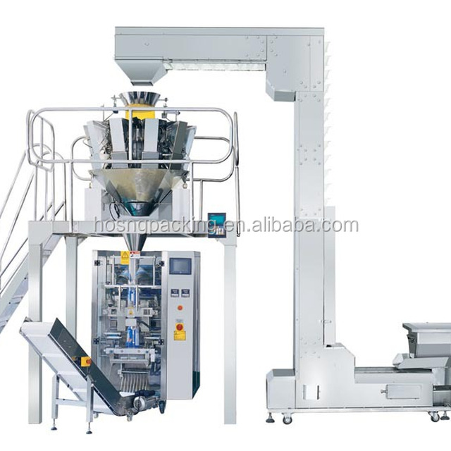 snack packaging machinery HS-520A