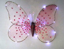 plastic butterfly wings plastic butterfly decoration butterfly products