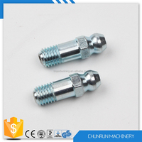 pin type grease nipple carbon steel adaptor type grease nipple