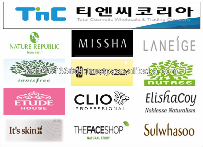 Korea skincare wholesale