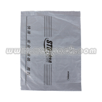 eco-friendly plastic custom courier mail bags grey custom printed poly mailing envelopes customized air mailer bag