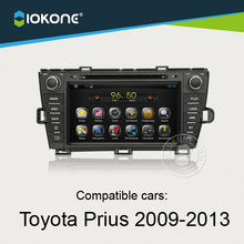 8'' Android high definition touch screen car media player For Toyota Prius (right) 2009 2010 2011 2012 2013