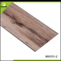 Plastic Flooring Type and Indoor Usage Pvc Floor Plank