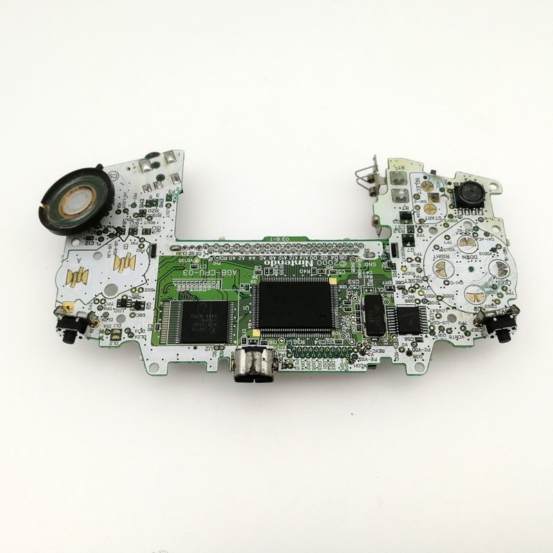 original refurbished  used console for Nintendo for gameboy advance for gba  PCB Mainboard  game player