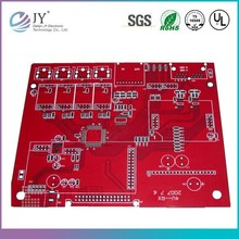 94vo fr-4 Single side PCB manufacturer,printed circuit board in 1 layer