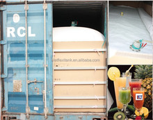 Bulk Liquid Packaging And Transporting Plastic Bag Top Loading&Bottom Discharging