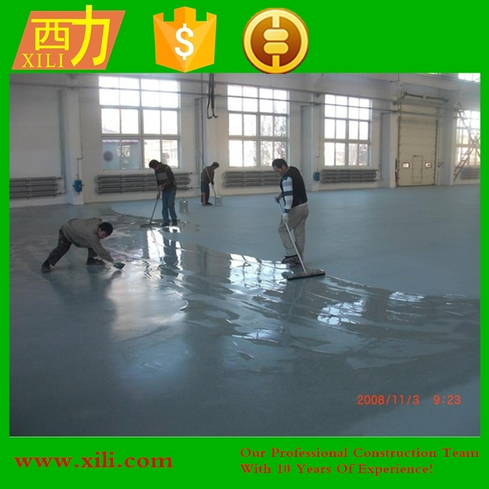 High Quality Liuzhou XILI Epoxy 3d floor coating, concrete pigments for floors, metallic epoxy resin flooring pigment