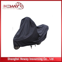 China supplier hot sale waterproof dust scoot motorcycle cover