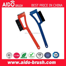Squeegee Snow Brush With Ice Scraper/ car snow wash brush