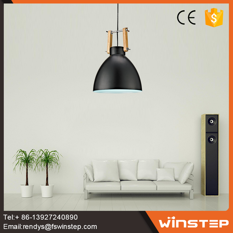 Factory price unique 400lms loft pendant lamp for America