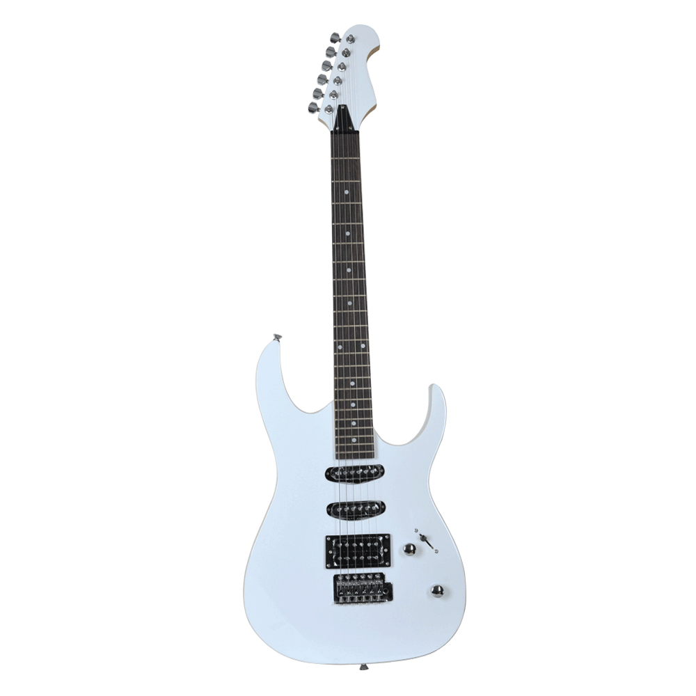 China made single turn electric guitar