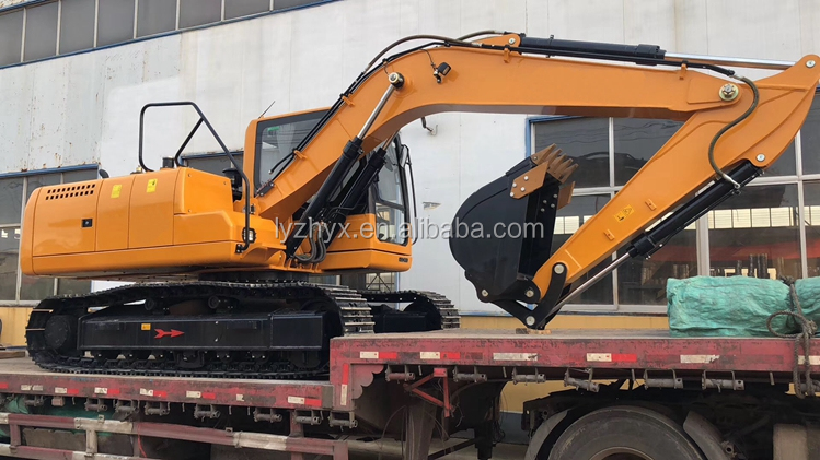 18 ton H180 crawler excavator with 0.8m3 for sale