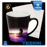 Yesion Inkjet Printing Water Slide Decal Paper, Water Transfer Paper Used for Glass, Crystal, Metal, Handphone, Wood etc