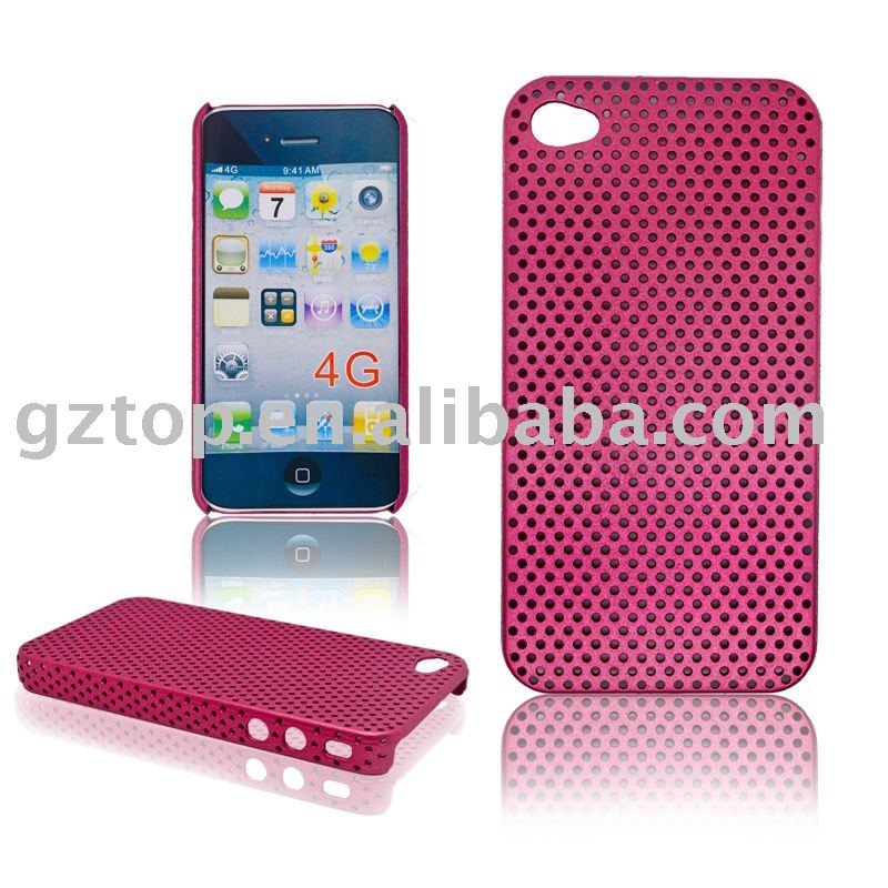 HARD MESH COVER FOR IPHONE 4G