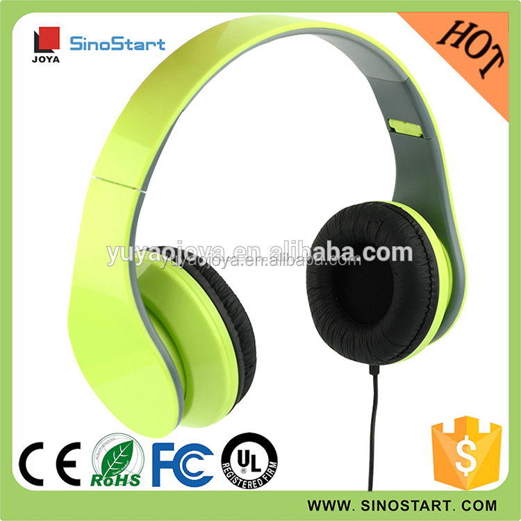 Popular imported good quality noise canceling headphones for kids with headband