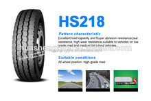 GOOD PERFORMANCE TRUCK TIRE WHOLESALE 10.00R20 HS218 FOR ALL WHEEL POSITION