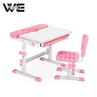 Children Room Furniture Writing Desk Learning Drawing Ergonomic Kids Study Desk