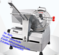 electric full automatic frozen meat slicer/cooks meat slicer
