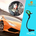 2016 New Item Smart IC Car charger Holder with 3 USB